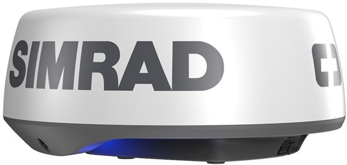 Simrad HALO20+ Doppler Pulse Compression Radar