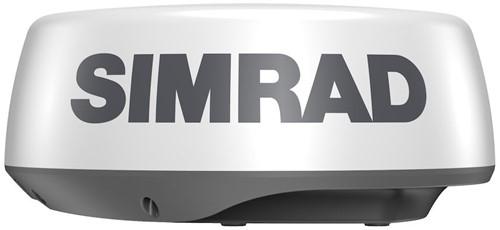 Simrad HALO20 Pulse Compression Radar
