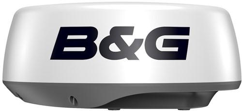 B&G HALO20 radar
