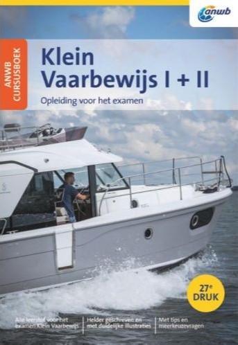 Klein Vaarbewijs I + II Boek + CD