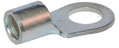Ongeisoleerde oogkabelschoen 25 mm/M10
