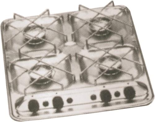 Kooktoestel cramer inb.4vl.RVS