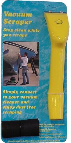 Vacuum krabber