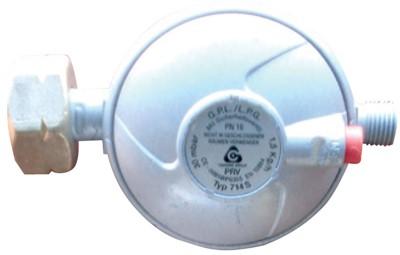 Drukregelaar 30mb+ventiel