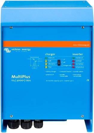 Victron MultiPlus 12/3000/120-50 Lader omvormer