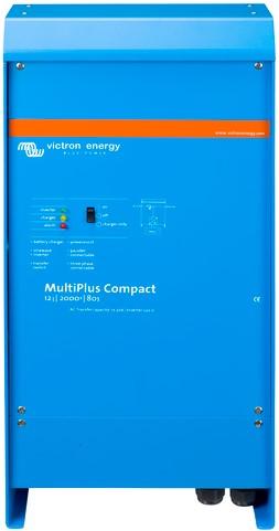 Victron MultiPlus C 12/2000/80 Lader omvormer