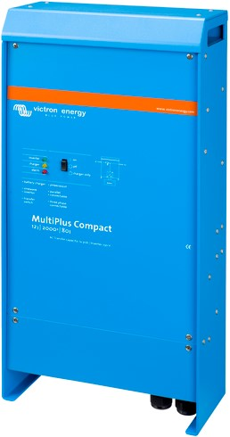 Victron MultiPlus Compact 24/2000/50-30 lader omvormer