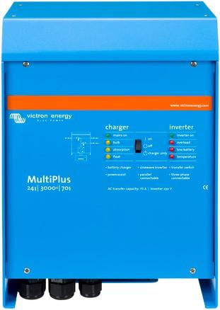 Victron MultiPlus 24/3000/70-16 lader omvormer