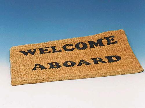 Talamex kokosmat welcome on board 25 x 50 cm