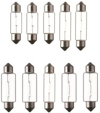 Buislamp S 8,5 / 11x44 12V / 10W