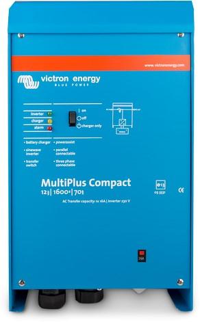 Victron Multiplus Compact 12V/1600/70 Lader omvormer