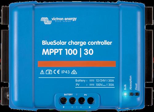 Victron BlueSolar MPPT 100/30 Laadregelaar