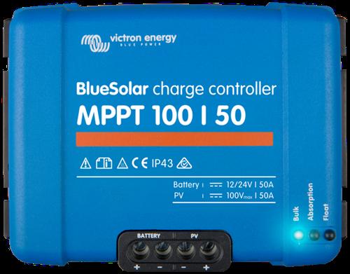 Victron BlueSolar MPPT 100/50A Laadregelaar