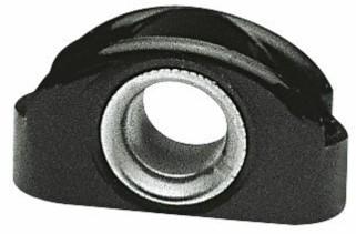 Schootoog zwart nylon