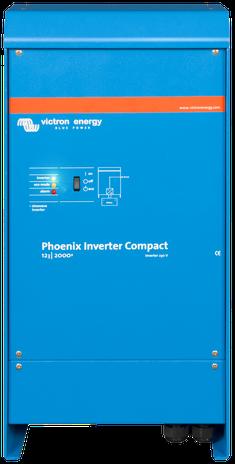 Victron Phoenix Compact omvormer 12/2000 VA