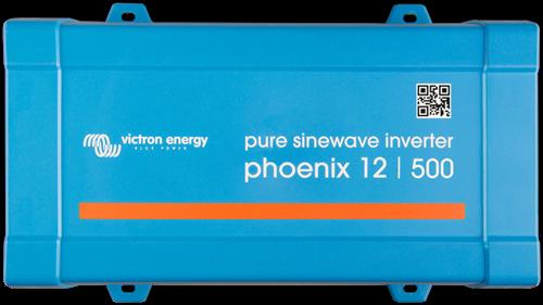 Victron Phoenix inv. 12/500 230V VE.Direct Schuko