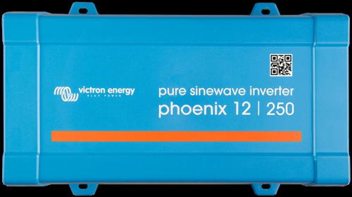 Victron Phoenix Inverter 12/250 230V VE.Direct Schuko