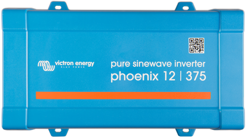 Victron Phoenix omvormer  12/375 VE.Direct pure sinewave