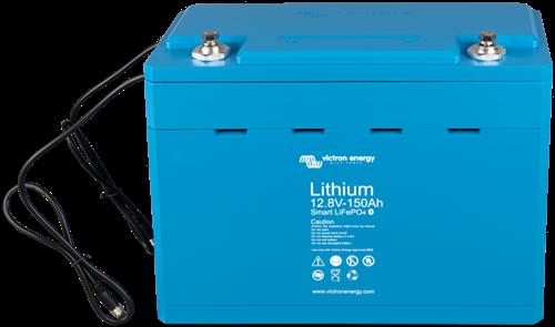 Victron smart lithium accu 12,8V/160Ah LiFePO4