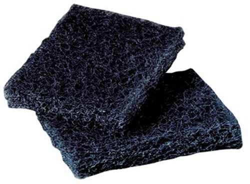 3M Schuurpad Blauw/StExtraGrof