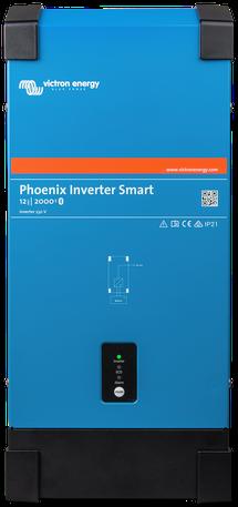 Victron Phoenix Smart Omvormer 12/2000 VA