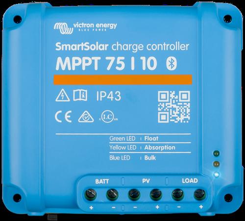 Victron SmartSolar MPPT 75/10 Laadregeleaar