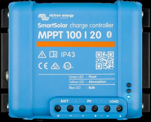 Victron SmartSolar MPPT 100/20 Laadregelaar
