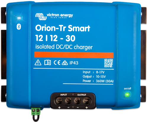 Victron Orion-Tr Smart 12/12-30A (360W) Isolat