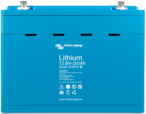 Victron smart lithium accu 12,8V/200 Ah LiFePO4