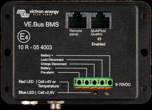 Victron VE.Bus Battery Management System BMS
