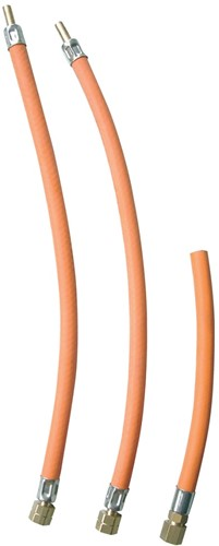 Gasslang knel/ 8mm glad 60cm