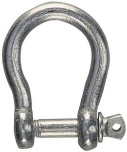 Plastimo H-sluiting gegalv. 14 mm.
