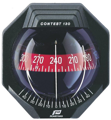 Contest 130 schot zwart