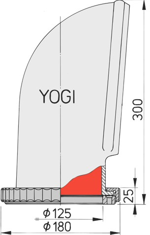 Vetus luchthapper YOGI 2