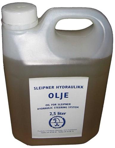 Hydroliek olie Sleipner 2,5 ltr