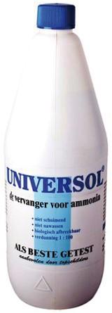 Universol ontvetter 1 L