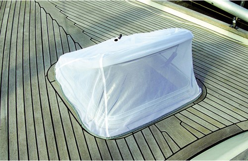 BP Hatch Cover 1, Mosq. 450 x 450