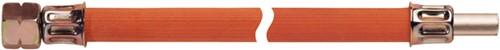 Gasslang 1/4 L/8mm glad 80cm