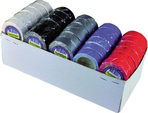 Duct Tape 50 mm x 25 m grijs