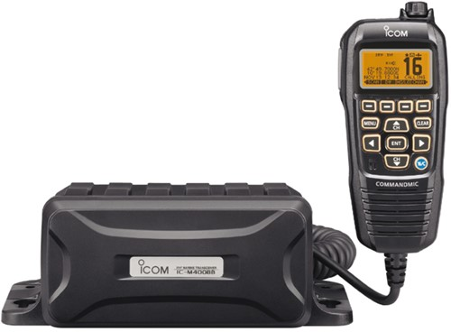 Icom M400 DSC Black box marifoon