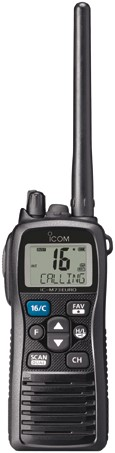 Icom M73 Euro Plus Handmarifoon