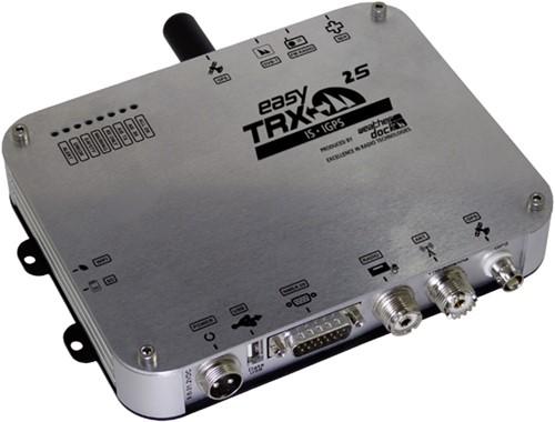 EasyTRX2-S-IS, iGPS 2e generatie Class B AIS Transponder met interne GPS en antennesplitter