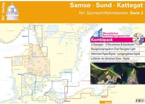 Deense NV. Atlas Serie 3 Samso