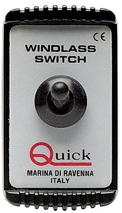 Quick circuitbreker 100A