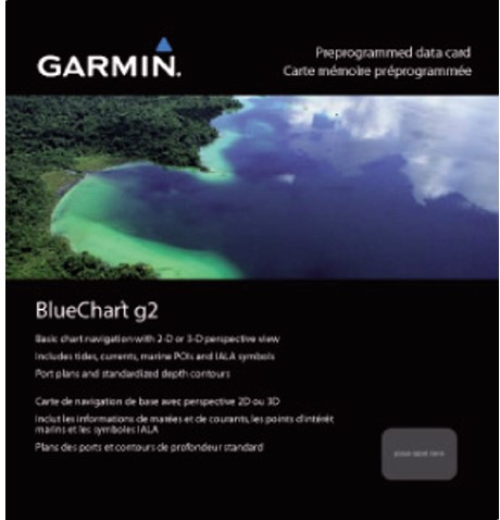 Bluechart Europe EU801X