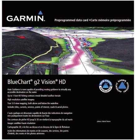 Bluechart G2vision Reg SD-EU018R