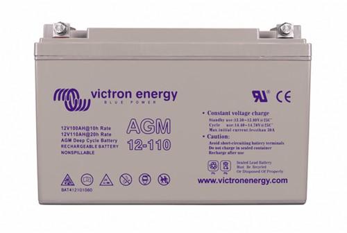 Victron AGM accu 12V/110Ah