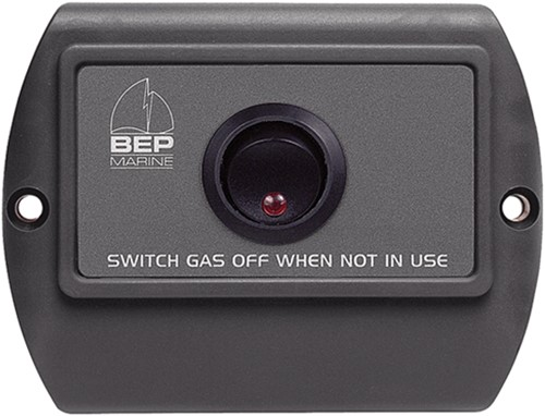 BEP schakelpaneel gasafsluiter