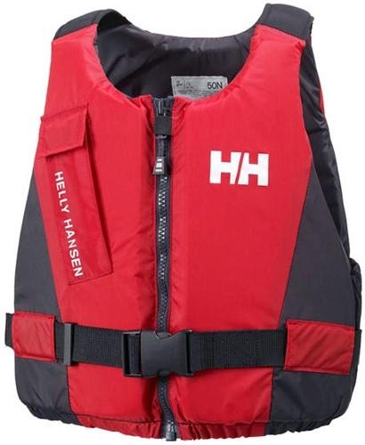 Helly Hansen RIDER VEST  RED/EBONY 164-50/60 KG