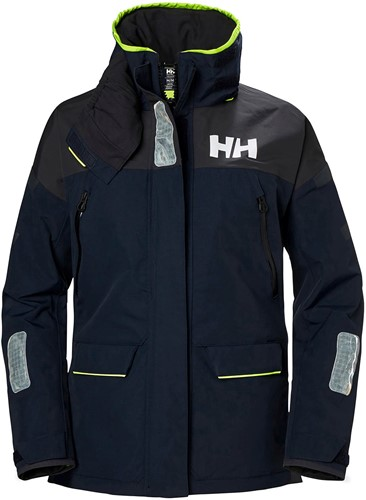 HELLY HANSEN DAMES SKAGEN OFFSHORE JACKET NAVY